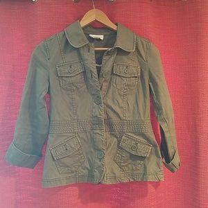 LOFT Army Jacket